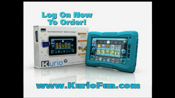 Kurio 7 TV Spot, 'Ultimate Family Friendly Tablet' - Thumbnail 9