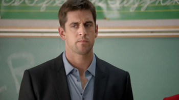 State Farm Double Check TV Spot, 'Career Day' Feat. Aaron Rodgers - Thumbnail 2