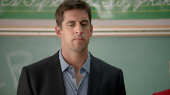 State Farm Double Check TV Spot, 'Career Day' Feat. Aaron Rodgers - Thumbnail 3