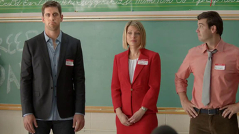 State Farm Double Check TV Spot, 'Career Day' Feat. Aaron Rodgers - Thumbnail 6