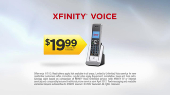 XFINITY Voice TV Spot, 'This is Your Home Phone' - Thumbnail 7
