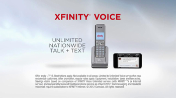 XFINITY Voice TV Spot, 'This is Your Home Phone' - Thumbnail 6