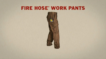 Duluth Trading Fire Hose Work Pants TV Spot 'Giant Angry Beaver' - Thumbnail 8