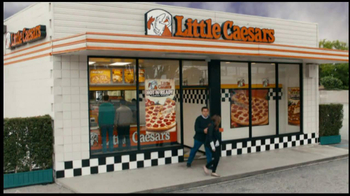 Little Caesars Pizza Hot-N-Ready Pizza TV Spot, 'Childhood' - Thumbnail 1