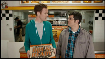 Little Caesars Pizza Hot-N-Ready Pizza TV Spot, 'Childhood' - Thumbnail 3