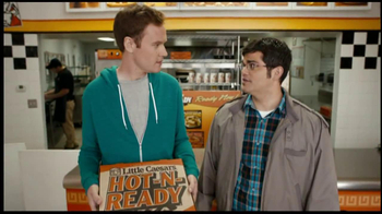 Little Caesars Pizza Hot-N-Ready Pizza TV Spot, 'Childhood' - Thumbnail 4