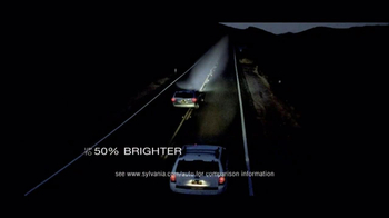 Sylvania Ultra Headlights TV Spot 'Surprises'