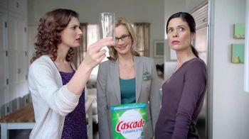 Cascade Complete TV Spot, 'Cloudy Glasses' - Thumbnail 10