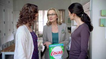 Cascade Complete TV Spot, 'Cloudy Glasses' - Thumbnail 8
