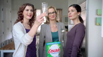 Cascade Complete TV Spot, 'Cloudy Glasses' - 2790 commercial airings