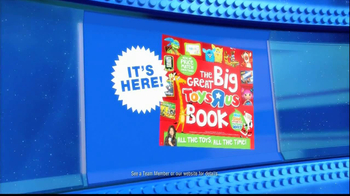 Toys R Us TV Spot, 'Great Big Toys R Us Book' - Thumbnail 5