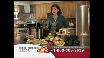 Big Boss Juicer TV Spot, 'You Are What You Eat' - Thumbnail 6