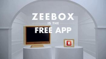 Zeebox TV Spot, 'Giant Cookie' - Thumbnail 1