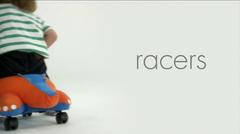 Little Tikes Pillow Racers TV Spot, 'Race Around' - Thumbnail 3