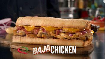 Quiznos Baja Chicken TV Spot