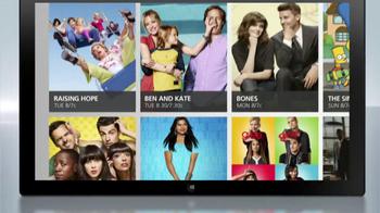 FOX Windows 8 App TV Spot - Thumbnail 3