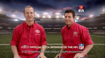 Papa John's Papa Rewards TV Spot, 'Sunday Night' Featuring Peyton Manning - Thumbnail 1