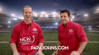 Papa John's Papa Rewards TV Spot, 'Sunday Night' Featuring Peyton Manning - Thumbnail 10