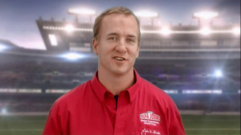 Papa John's Papa Rewards TV Spot, 'Sunday Night' Featuring Peyton Manning - Thumbnail 3