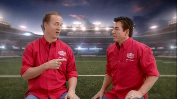 Papa John's Papa Rewards TV Spot, 'Sunday Night' Featuring Peyton Manning - Thumbnail 5