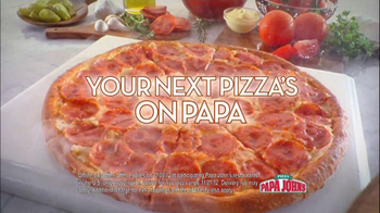 Papa John's Papa Rewards TV Spot, 'Sunday Night' Featuring Peyton Manning - Thumbnail 8