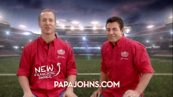 Papa John's Papa Rewards TV Spot, 'Sunday Night' Featuring Peyton Manning - Thumbnail 9