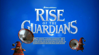 Rise of the Guardians - Alternate Trailer 27