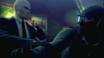 Hitman Absolution TV Spot, 'Skills' - Thumbnail 7