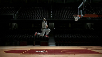 Foot Locker Week of Greatness TV Spot, 'Cinematic Dunk' Feat. Kyrie Irving - Thumbnail 7