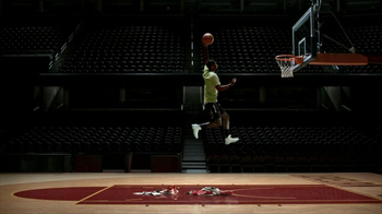 Foot Locker Week of Greatness TV Spot, 'Cinematic Dunk' Feat. Kyrie Irving - Thumbnail 9
