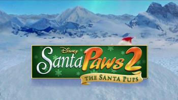 Santa Paws 2: The Santa Pups TV Spot  - Thumbnail 8