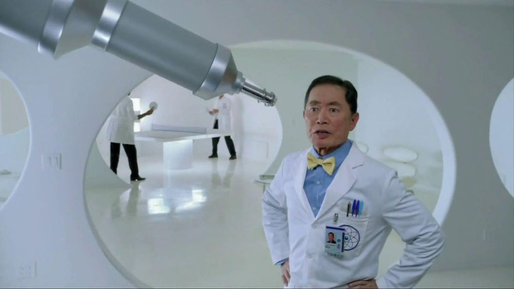 Old Navy TV Commercial, 'Cheermageddon' Featuring George Takei and Jim Meskimen