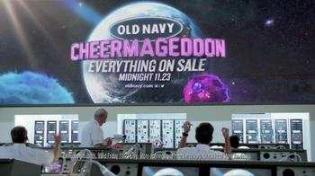 Old Navy TV Spot, 'Cheermageddon' Featuring George Takei and Jim Meskimen - Thumbnail 9