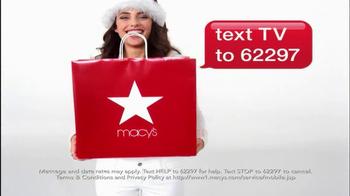 Macy's Thanksgiving Sale TV Spot, 'Wow Pass' - Thumbnail 8