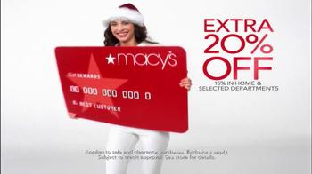 Macy's Thanksgiving Sale TV Spot, 'Wow Pass' - Thumbnail 4