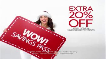 Macy's Thanksgiving Sale TV Spot, 'Wow Pass' - Thumbnail 6