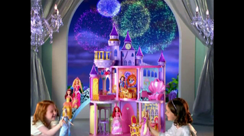 Disney Princess Ultimate Dream Castle TV Spot - Thumbnail 8
