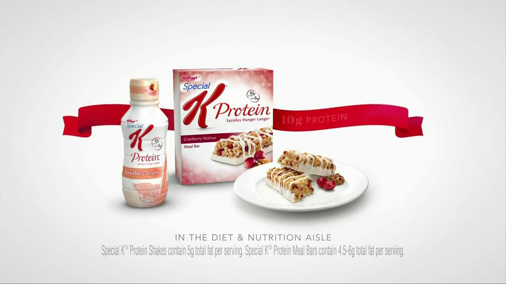 Special K Protein Shake TV Spot