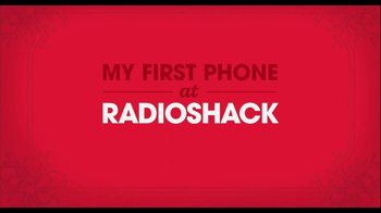 My First Phone at Radio Shack TV Spot  - Thumbnail 1