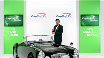 Capital One TV Spot 'Impressions' Featuring Jimmy Fallon - Thumbnail 10