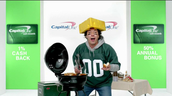 Capital One TV Spot 'Impressions' Featuring Jimmy Fallon - Thumbnail 4