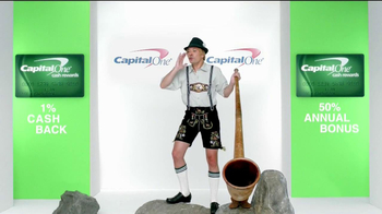 Capital One TV Spot 'Impressions' Featuring Jimmy Fallon - Thumbnail 5