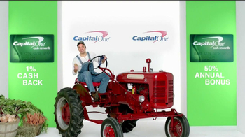 Capital One TV Spot 'Impressions' Featuring Jimmy Fallon - Thumbnail 6