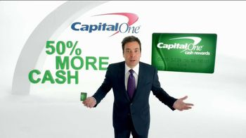 Capital One TV Spot 'Impressions' Featuring Jimmy Fallon - 1489 commercial airings