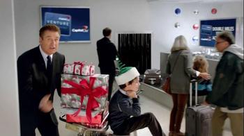 Capital One TV Spot, 'Naughty List' Featuring Alec Baldwin - Thumbnail 1