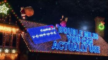 Capital One TV Spot, 'Naughty List' Featuring Alec Baldwin - Thumbnail 9