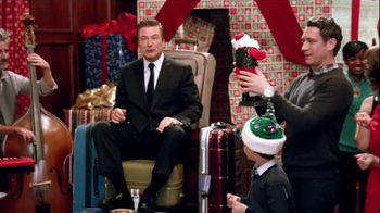 Capital One TV Spot, 'Naughty List' Featuring Alec Baldwin - Thumbnail 7