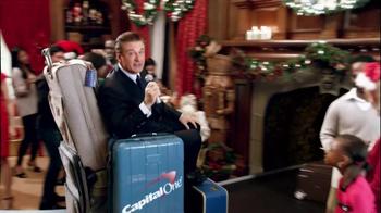 Capital One TV Spot, 'Naughty List' Featuring Alec Baldwin - Thumbnail 8