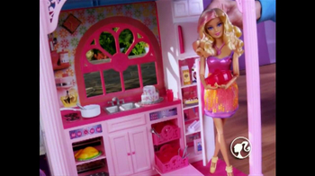 Barbie Dreamhouse TV Spot