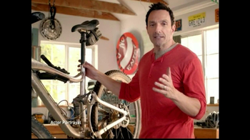 Salonpas Pain-Relieving Gel Patch TV Spot, 'Bicyclist' - Thumbnail 2